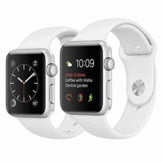 Montre Apple Watch Series 2 sport blanche