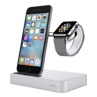 Belkin station de recharge Valet pour Apple Watch et iPhone
