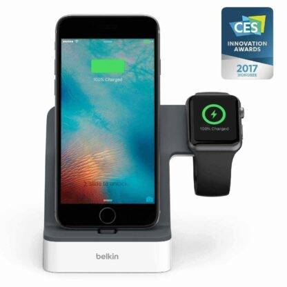 Belkin station de recharge PowerHouse pour Apple Watch et iPhone