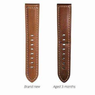 Bracelet cuir Nomad