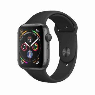 Montre Apple Watch Series 4 Aluminium Sport Black