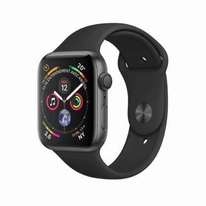 Montre Apple Watch Series 4 Aluminium Sport Black