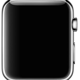 Montre Apple Watch 1ère génération