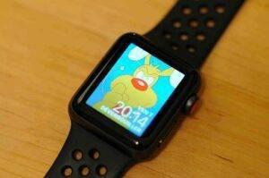 Cadran Apple Watch