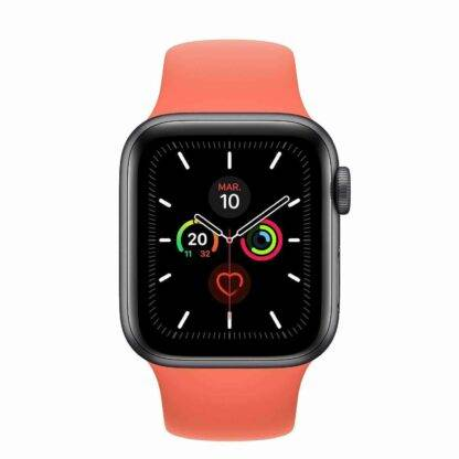 Montre Apple Watch Series 5 40mm Aluminium spacegray