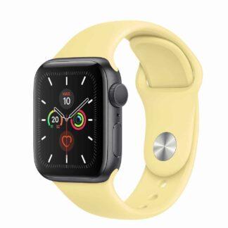 Montre Apple Watch Series 5 40mm Aluminium spacegray