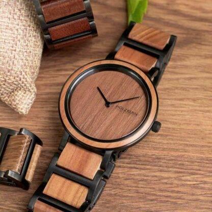 Montres en bois : Holzkern Venera